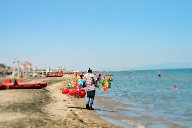 mare, spiaggia, sabbia, cielo, acqua
