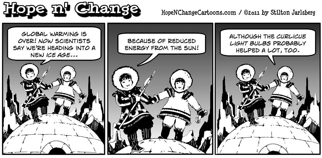 Scientists say reduced solar activity may lead to new little ice age, stilton jarlsberg, hopenchange, hope and change, hope n' change