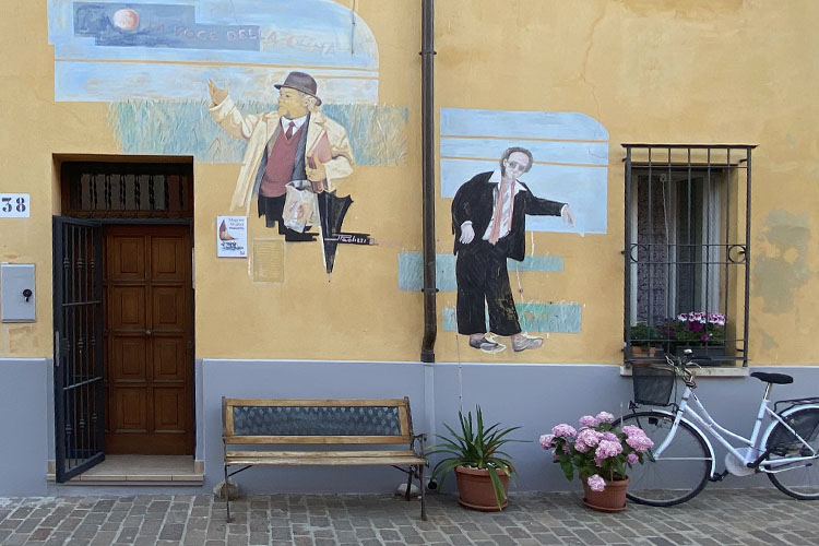 I luoghi di Federico Fellini a Rimini