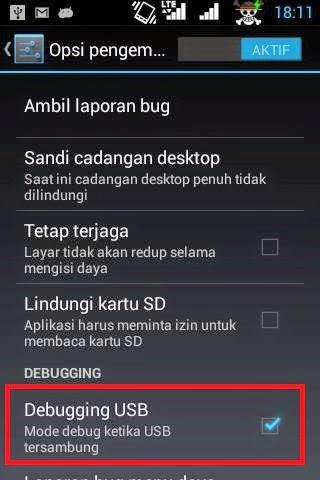 Cara Menggunakan HP Android Sebagai Modem