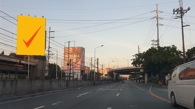 Available billboard on EDSA after Guadalupe (Southbound)