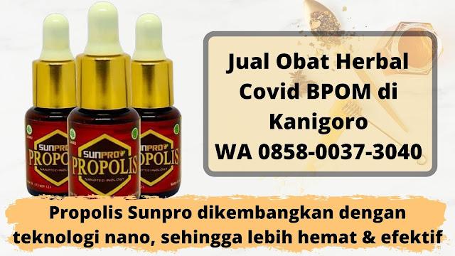 Jual Obat Herbal Covid BPOM di Kanigoro WA 0858-0037-3040