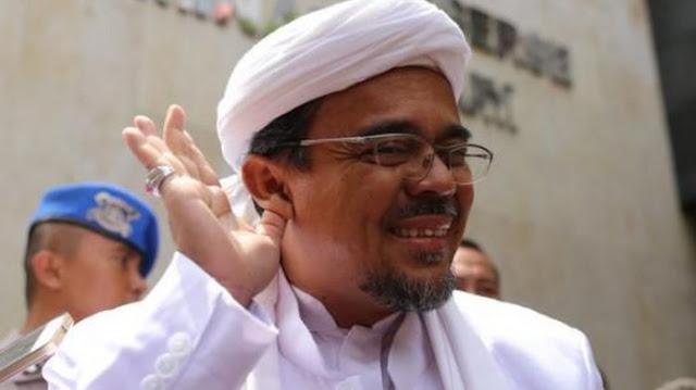 Petinggi Gerindra temui Habib Rizieq, Isi Pembicaraannya Berpotensi jadi Ancaman Besar bagi Jokowi