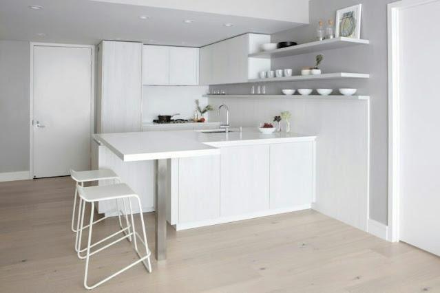 minimalist kitchen design