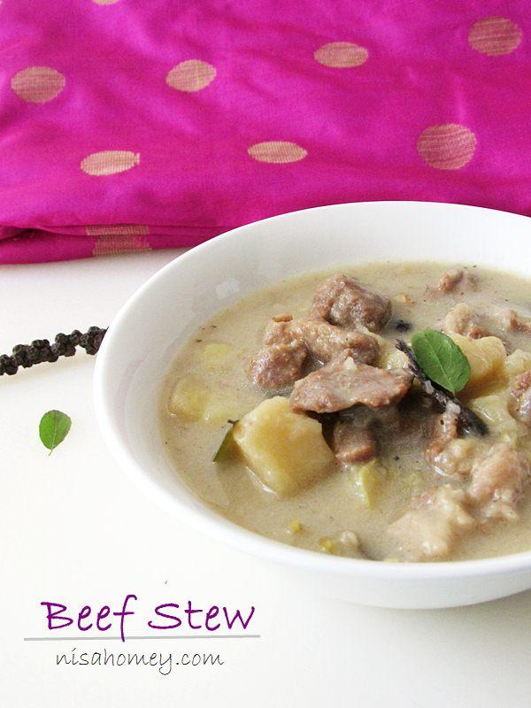 Kerala Beef Stew Nadan Beef Stew Beef Stew Recipe