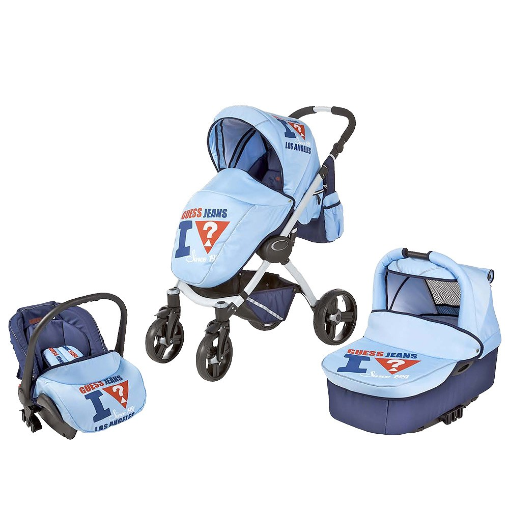 Designer Baby Oh My His And Hers Guess Stroller Sets