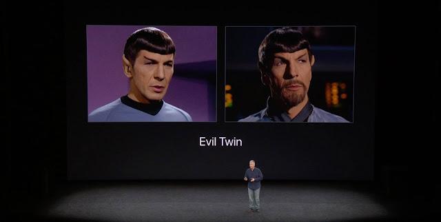 iPhone X ايفون اكس Face ID بصمة الوجه