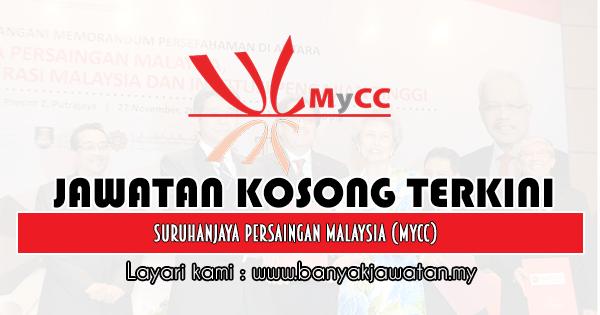 Jawatan Kosong 2020 di Suruhanjaya Persaingan Malaysia (MyCC)