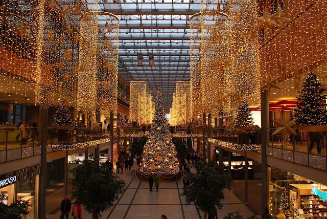 Shopping no final do ano