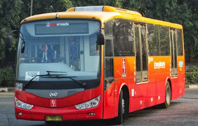 bus listrik