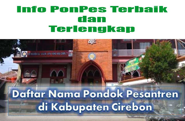 Pesantren di Cirebon