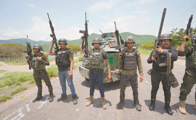 """Son descubiertos Sicarios de El CJNG reclutando mas"""" Sicarios"""" por Facebook e Instagram"""