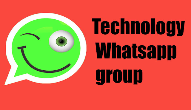 Technology Whatsapp group