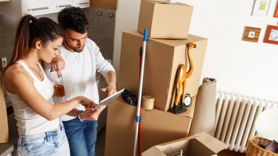 Mikä on muuttosiivouksen hinta vuokra-asuntoon?
