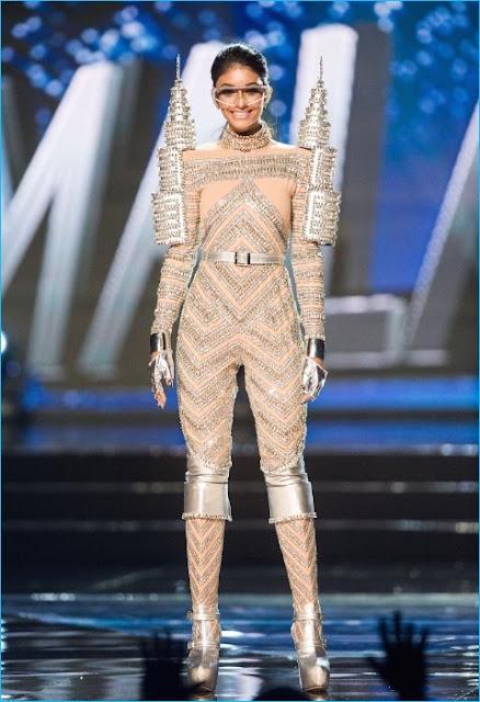 trajes tipicos  miss universo 2017 malasia