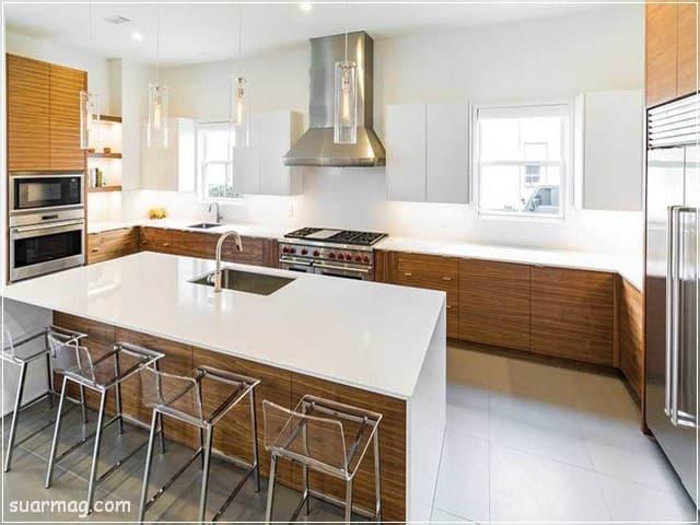 مطابخ امريكانى مفتوح على الريسبشن 7   American kitchens Opened To Reception 7