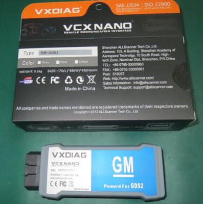 vxdiag-vcx-nnao-gm