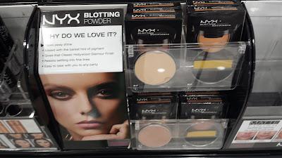 NYX Blotting Powder www.modenmakeup.com