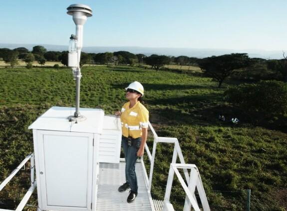 medicion de la calidad del aire