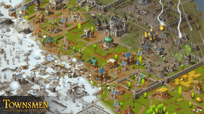 Townsmen – A Kingdom Rebuilt Free Download