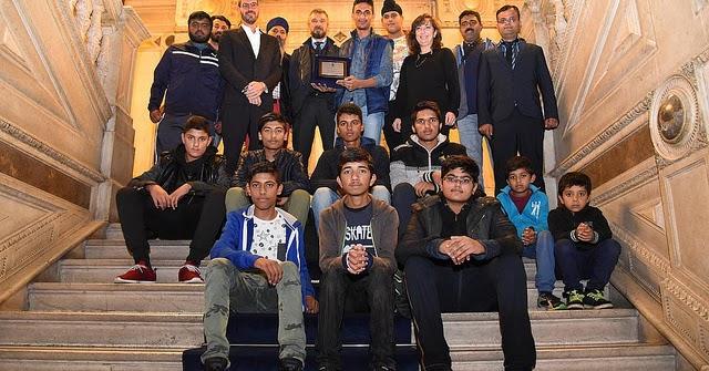 Il Cricket U15 campione d'Italia