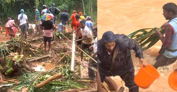 Again landslides in Kavalappara, Malappuram, News, Rain, Natives, Trending, Kerala
