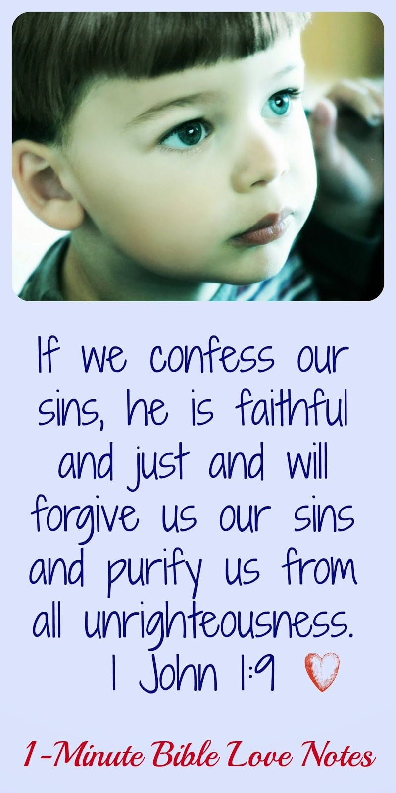 Confession of sin, Repentance, self-justification
