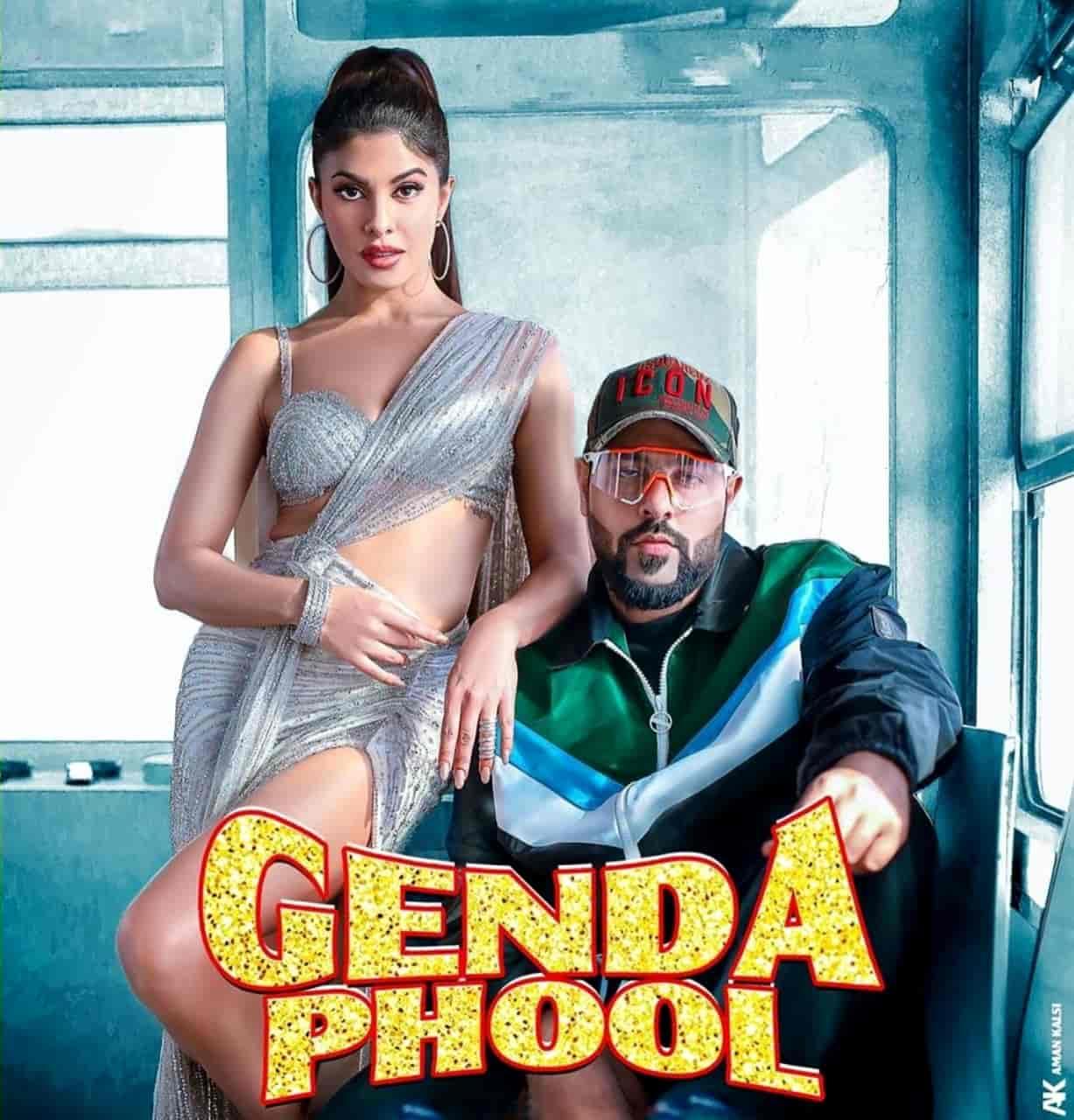 Genda Phool Rap Song Image Features Badshah, Jacqueline Fernandez and Payal Dev
