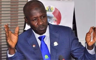 EFCC Boss Names 2 States As 'Headquarters Of Money Laundering' In Nigeria (See Details)!
