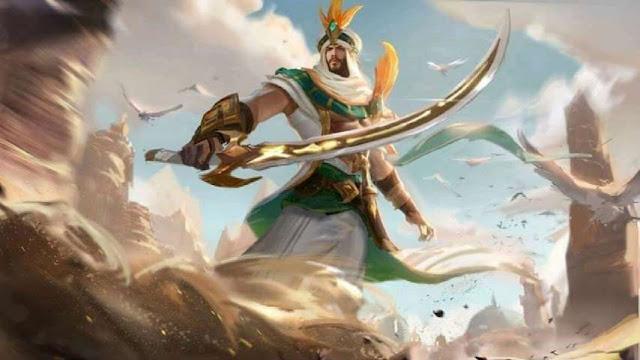 Hero Fighter Tersakit Terkuat Khaleed