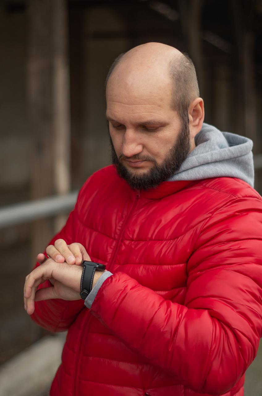 Garett smartwatch