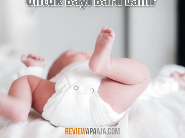 Memilih Popok Sekali Pakai Yang Baik Untuk Bayi Baru Lahir