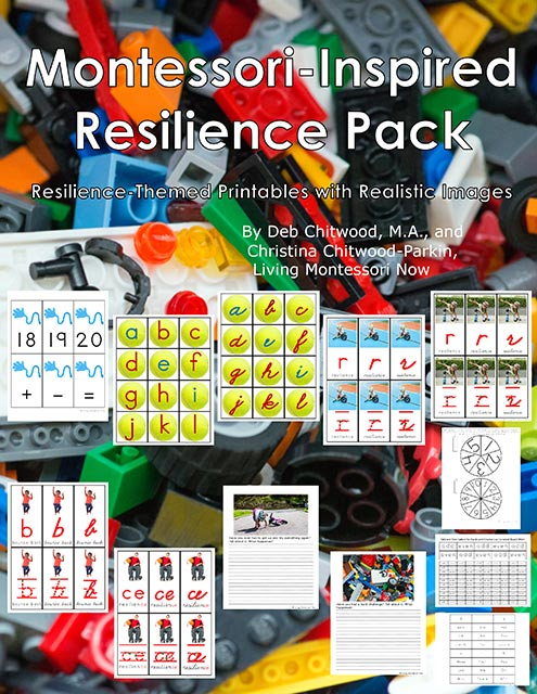 Montessori-Inspired Resilience Pack