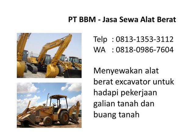 rental excavator di bandung dan jakarta kota bandung dan jakarta tengah 57117