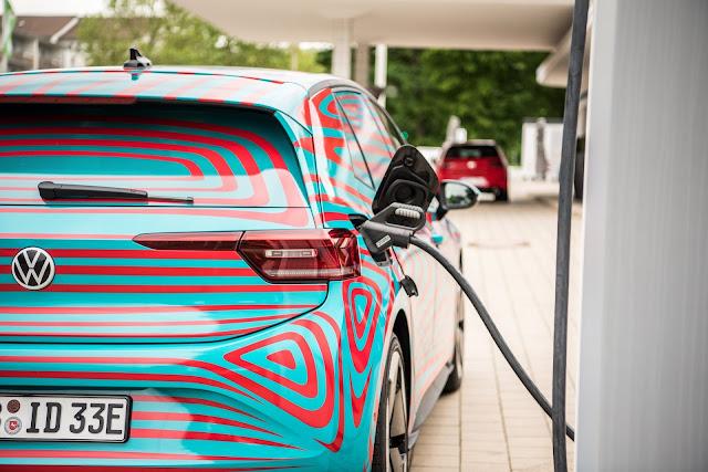Volkswagen ID3: baterias terão garantia de 8 anos ou 160 mil km