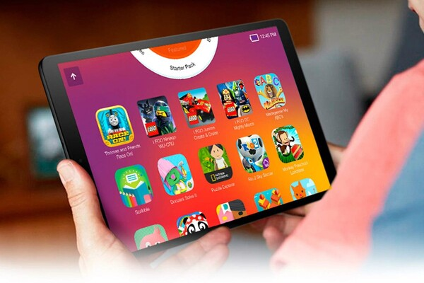 Review Galaxy Tab A7
