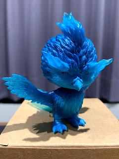 灰鳥的幻獸立體圖鑑