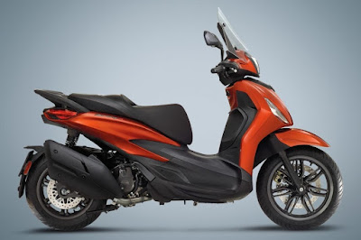 New 2021 Piaggio Beverly Scooter official video released.