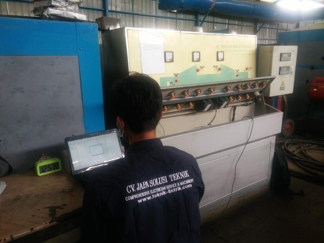 Edit Program PLC Mitsubishi