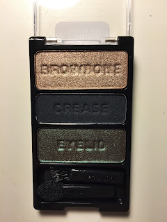 wet n wild coloricon eyeshadow trio plaid to the bone