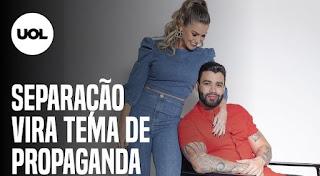 """Anitta diz que teve """"melhor sexo da vida"""" - Separação de Gusttavo Lima e Andressa Suita vira propaganda"""