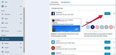 cara integrasi, integrasi facebook, integrasi blog