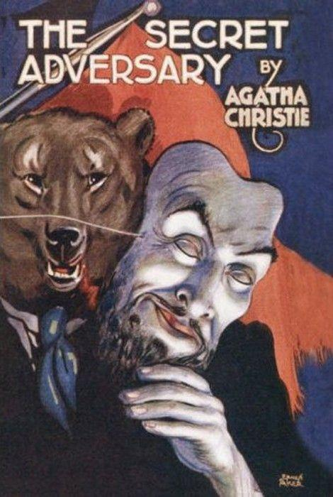 The Secret Adversary Novel by Agatha Christie