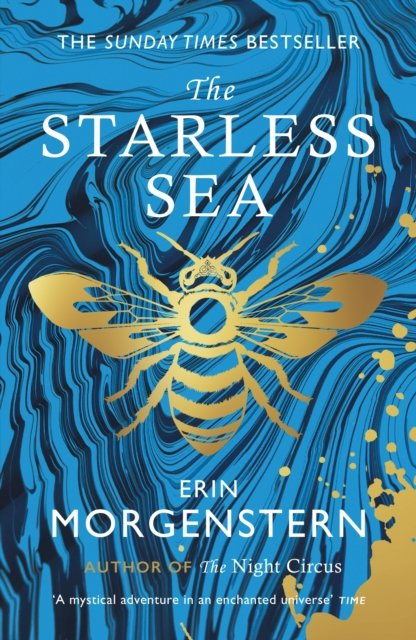 Book cover for The Starless Sea by Erin Morgenstern The Starless Sea in the South Manchester, Chorlton, Cheadle, Fallowfield, Burnage, Levenshulme, Heaton Moor, Heaton Mersey, Heaton Norris, Heaton Chapel, Northenden, and Didsbury book group