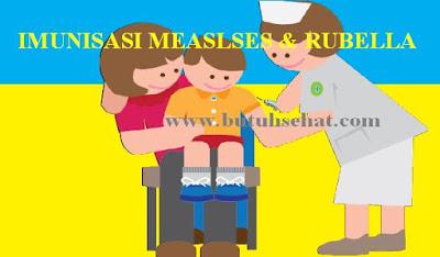 Imunisasi campat dan rubella