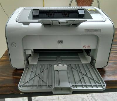 HP Laserjet P1102 | Máy in cũ Laser đen trắng A4 nhỏ gọn giá rẻ, bền bỉ 3