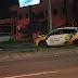 Ciclista bate bicicleta, cai na pista e morre após ser atropelado por carro, em São José dos Pinhais