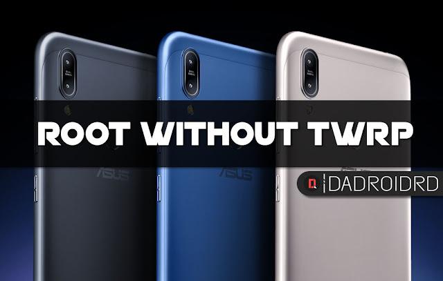 Sekarang ini metode ROOT yang bisa di gunakan tidak sebanyak dulu lagi Cara ROOT Asus Zenfone Max M2 (X01A) Tanpa TWRP (Custom Recovery)