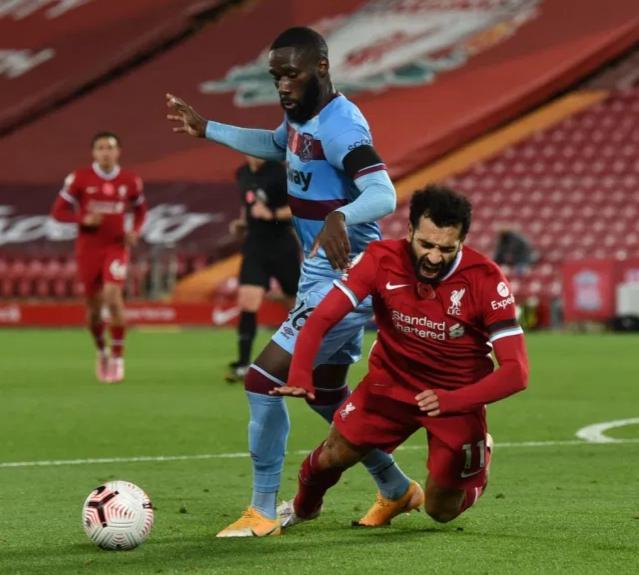 David Moyes accuses Mohamed Salah for 'diving'.