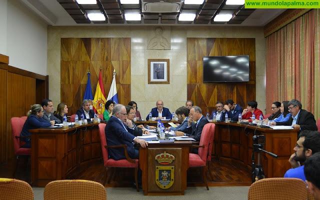 El Cabildo de La Palma aprueba el presupuesto más alto de su historia con 127 millones de euros